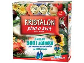 198 000502 Kristalon Plod a kvet 0,5 kg 8594005001800